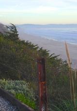 manresa state beach, santa cruz rail line